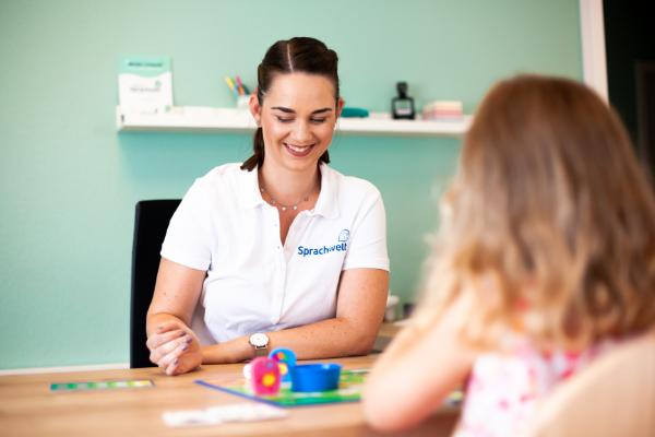 Kindertherapie - Sprachentwicklungsstörungen (SES) und Sprachentwicklungsverzögerungen