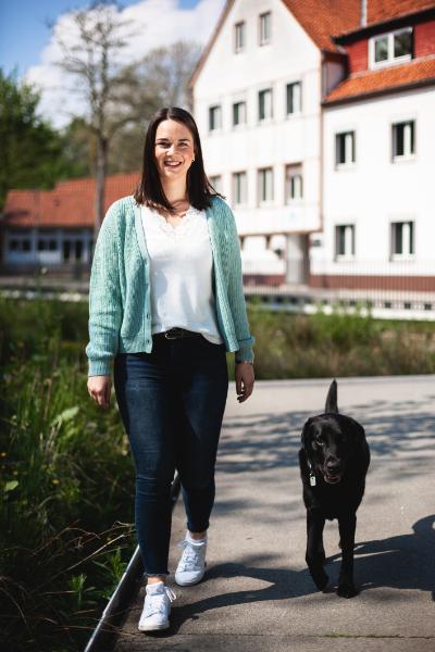 Kontakt Logopädin und Legasthenietrainerin Laura Schlüter - Sprachwelt Paderborn