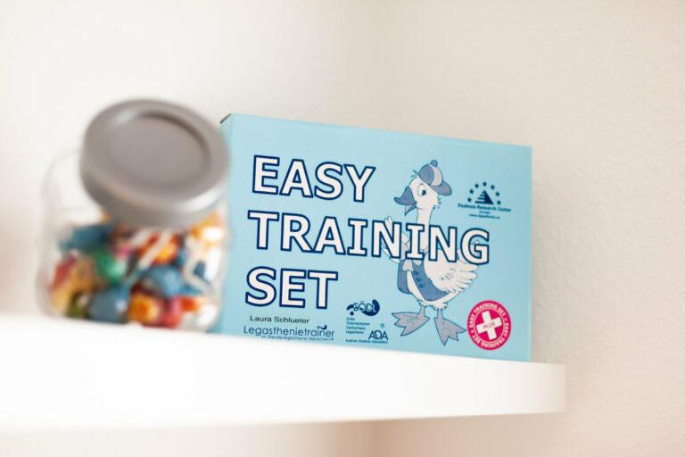 Easy Training Set - Legasthenietrainerin Laura Schlüter